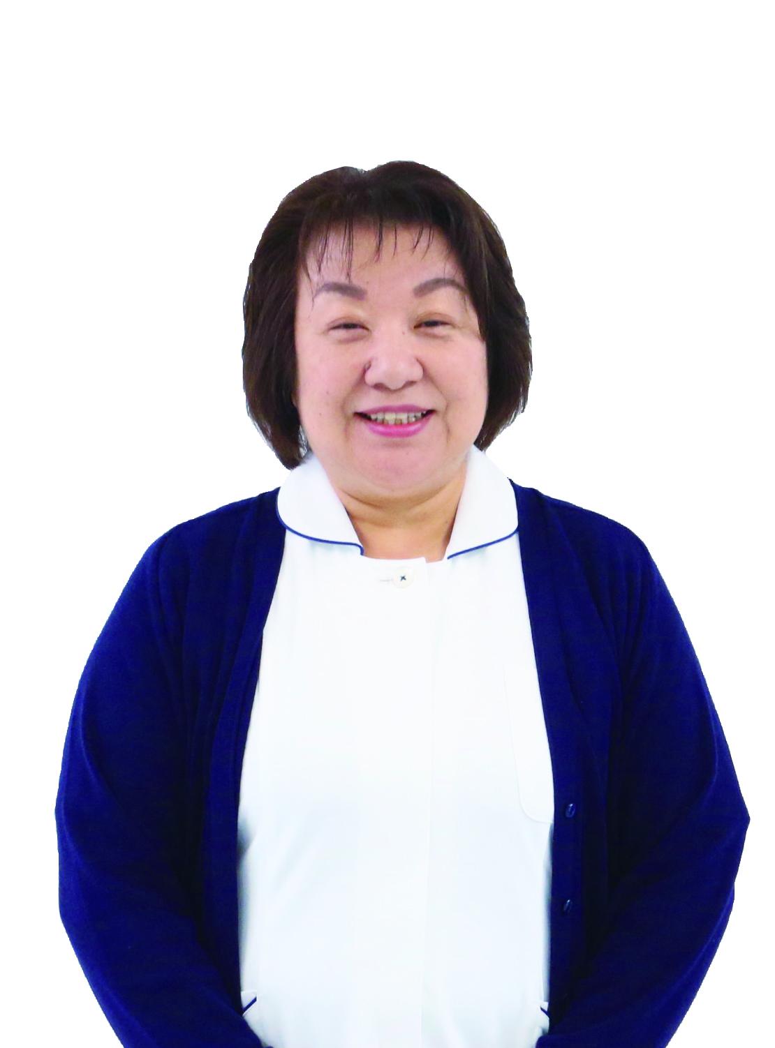 阿賀谷 芳子